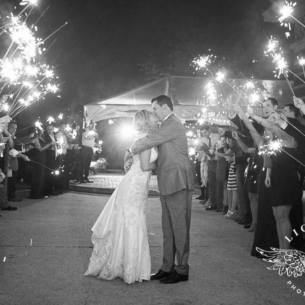 Alyssa and Blake - Wedding Reception at The Ashton Depot