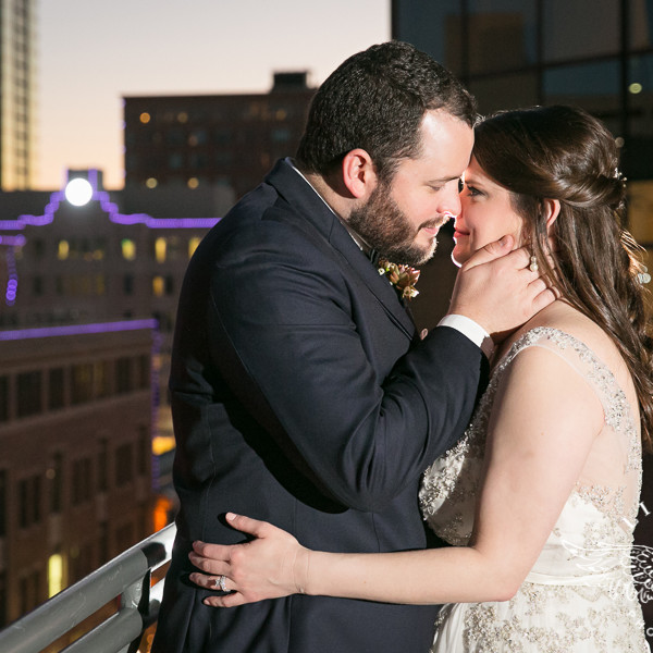 Rebecca & Mark-Wedding Reception at City Club