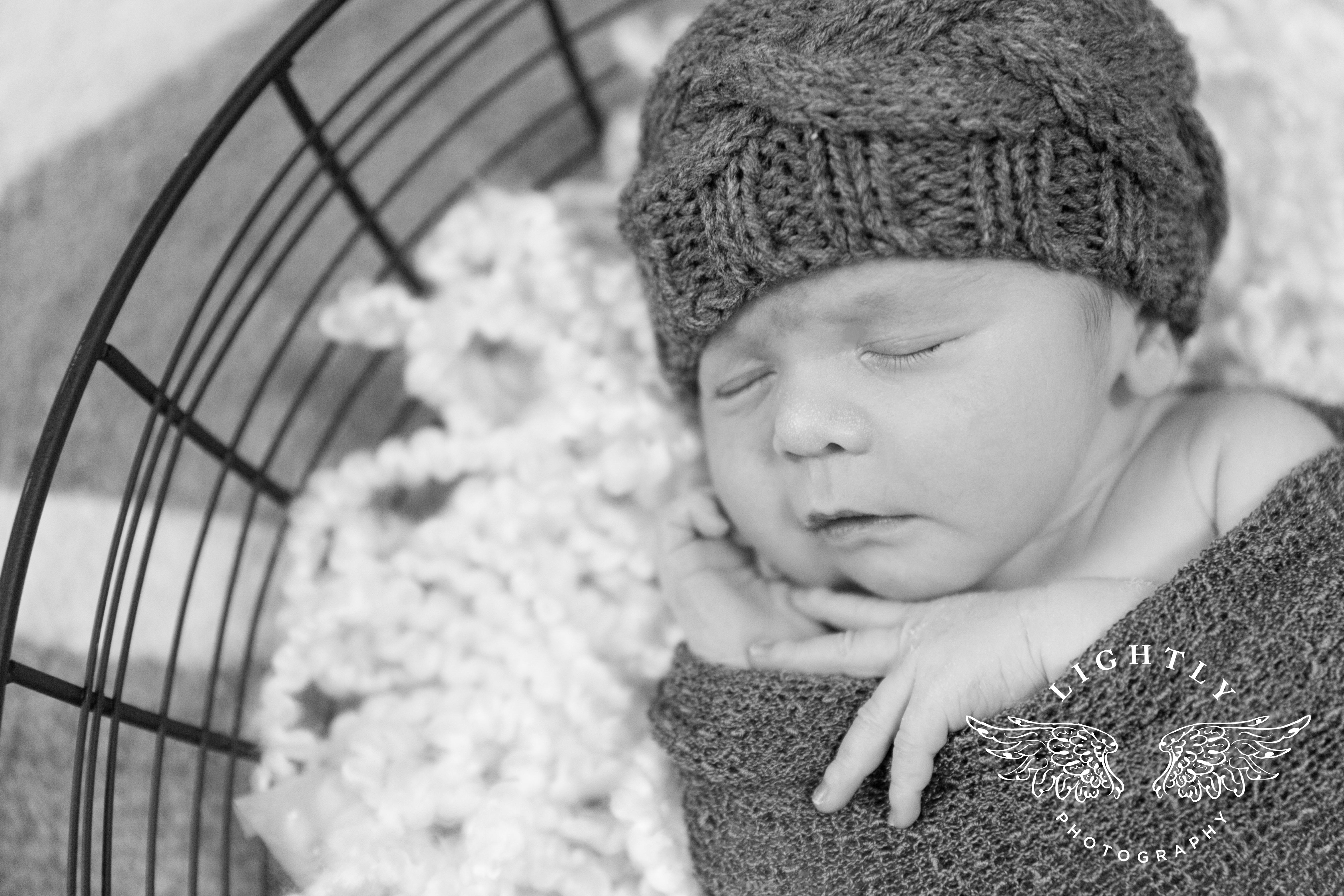 Welcome Baby Truett! | Lightly Photography