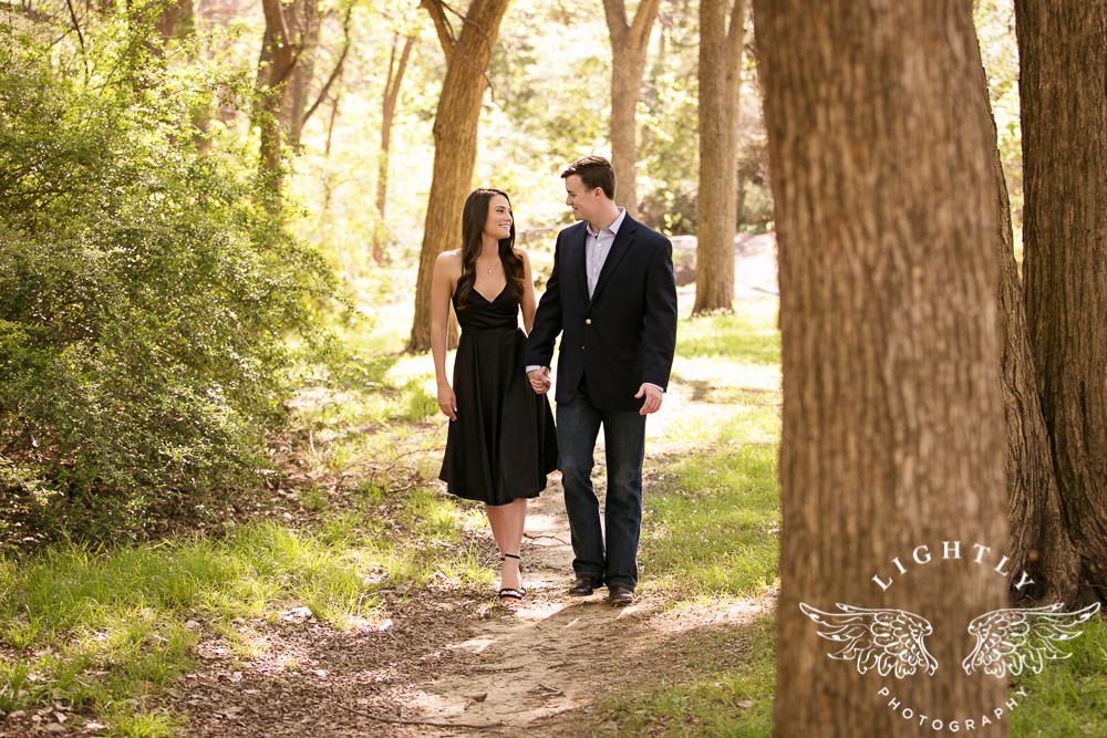 Engagement Session White Rock Lake Dallas Photographer Amanda McCollum Lightly Photography-009