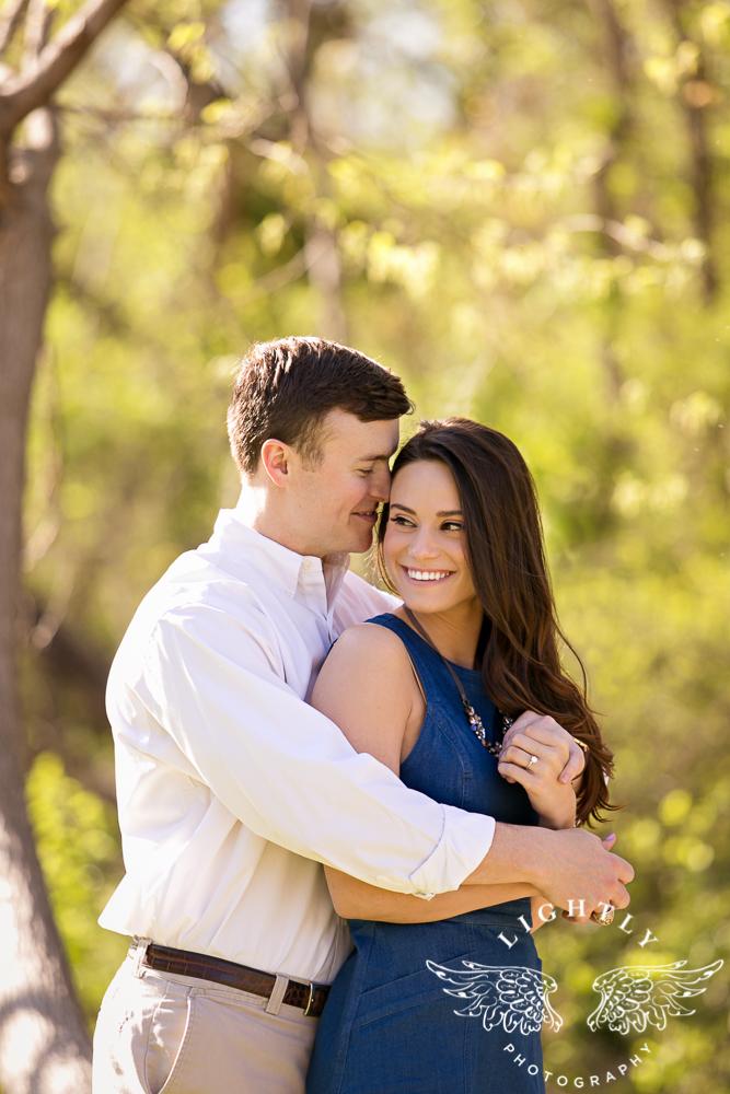 Engagement Session White Rock Lake Dallas Photographer Amanda McCollum Lightly Photography-025