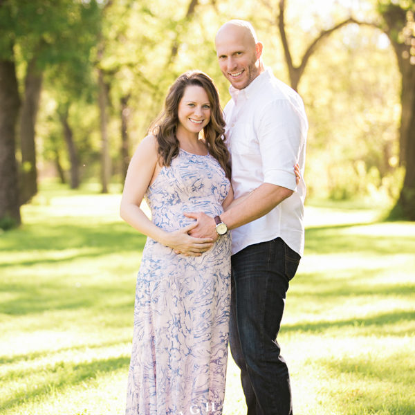Ashley & Chance - Expecting a Baby Girl!