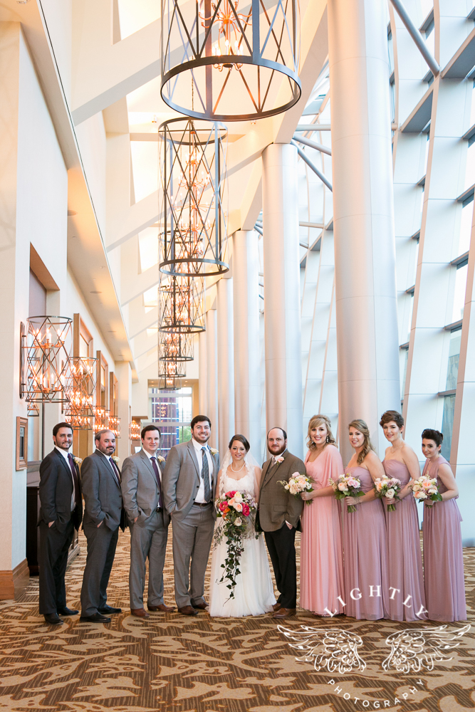 Wedding Omni Fort Worth Bridal Blooms Randy Ro Entertainment Creme de la Creme Amanda McCollum Lightly Photography-033