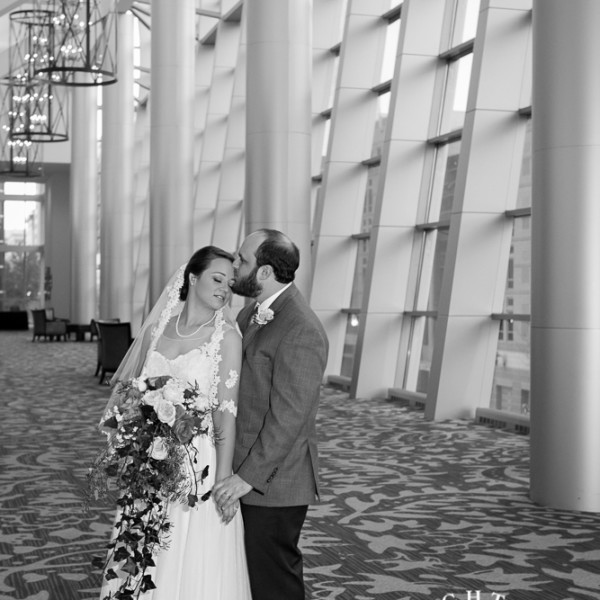 Jenny & Spencer - Wedding Reception at The Omni Hotel Fort Worth