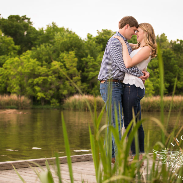 Laura Jean and Branden - Engagement Session