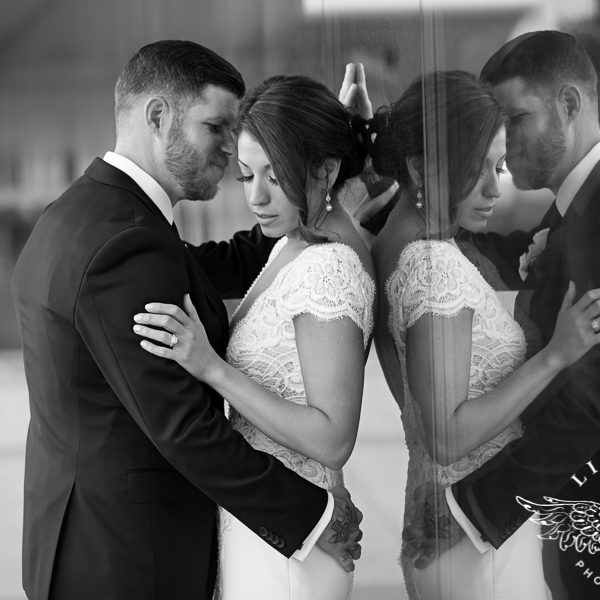 Diana & Brandon -First Look & Wedding Ceremony