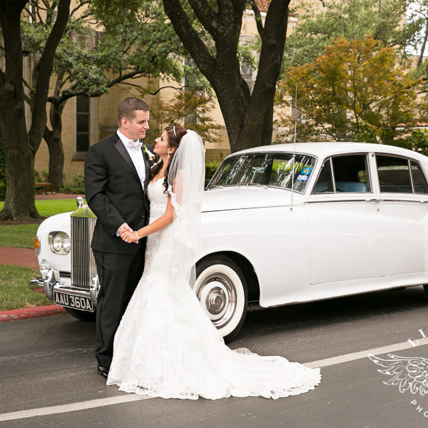 Stephany & Brian Wedding Ceremony