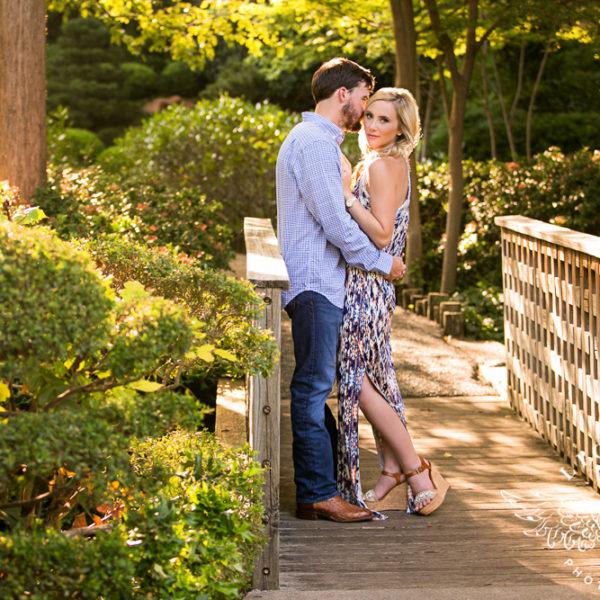 Amanda and John - Engagement Session