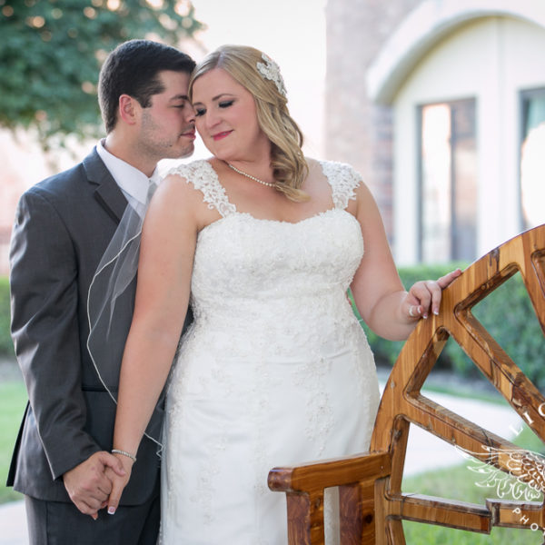 Kayla and Brian - First Look and Wedding Ceremony