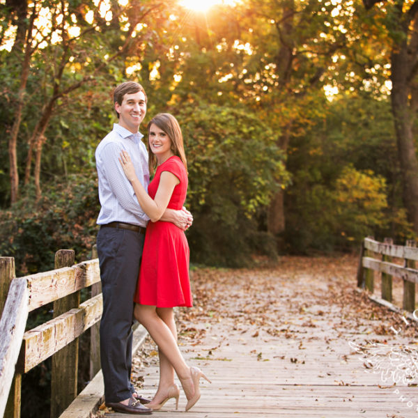 Lauren and Russell - Engagement Session
