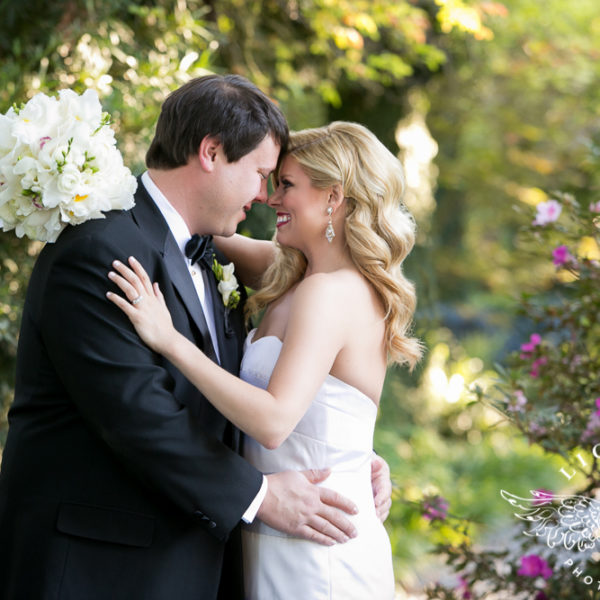 Katie and Cantey - First Look and Wedding Ceremony