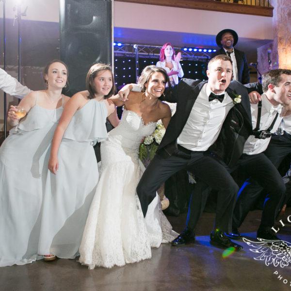 Tayler and Austin - Wedding Reception