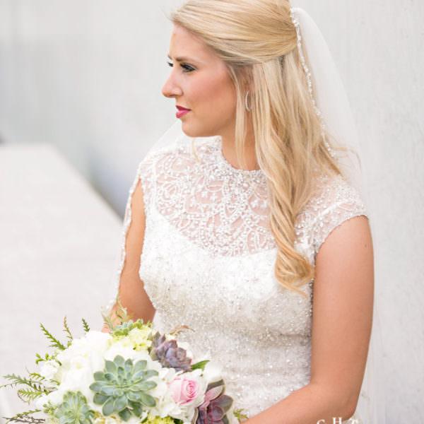 Carlie - Bridal Portraits