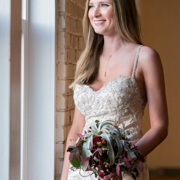 Shelby - Bridal Portraits at Brik