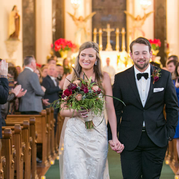 Shelby & Clifton - Ceremony at St. Patrick's Cathedral