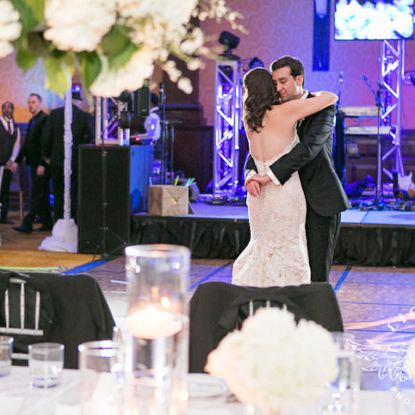 Lauren and Greg - Wedding at The Renaissance Worthington Hotel