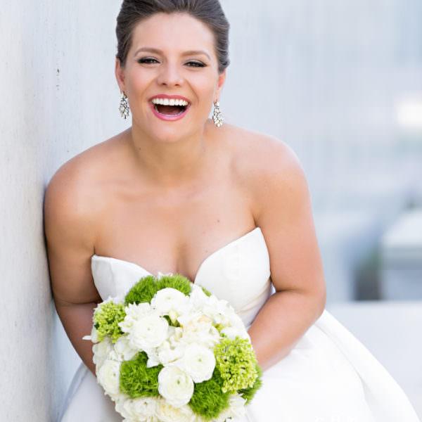 Diana - Bridal at the Kimbell