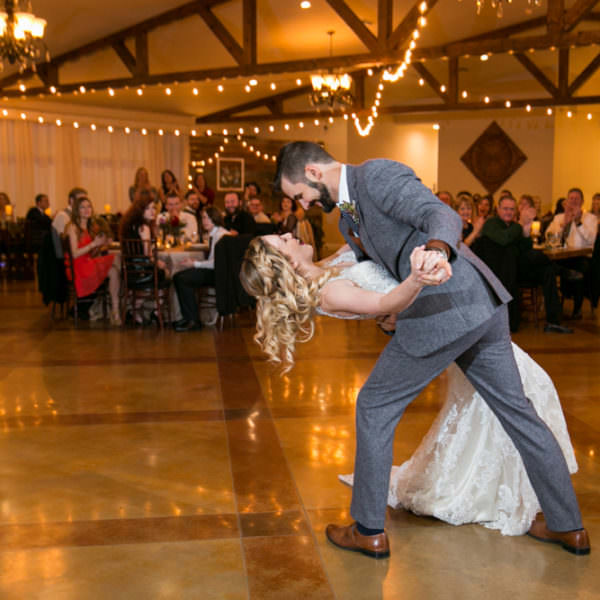 Chandler & Nic - Reception at The Orchard