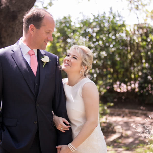 Eve & Derek - Ceremony and Reception at Stonegate Mansion