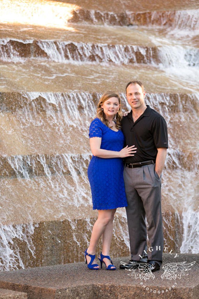 Portraits lightly photography page 2 - Fort worth water gardens wedding ...