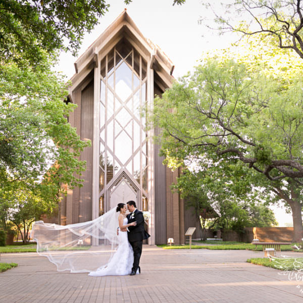 Hillery and Juan - Wedding at Marty Leonard Chapel and City Club