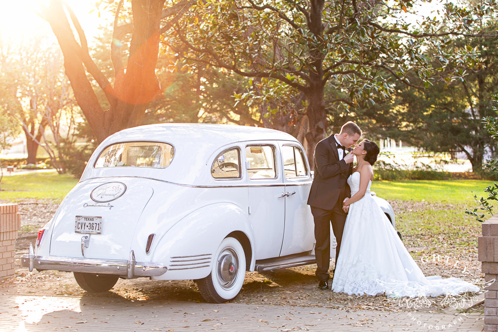 Nicole and Eric – Wedding at Marty Leonard Chapel and Fort Worth ...