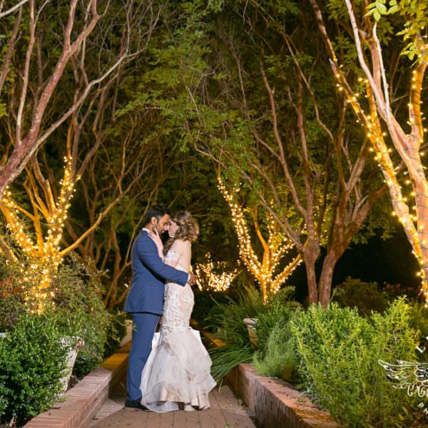 Lauren and Akshay - Wedding at Clark Gardens