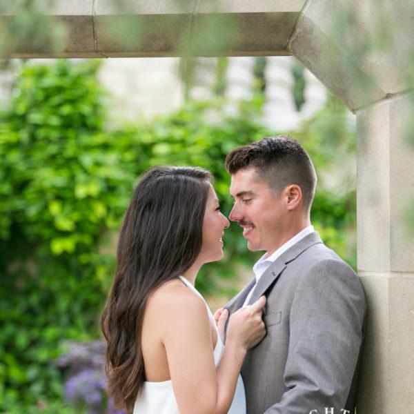 Celine & Wesley Engagement - Dallas Arboretum & White Rock Lake
