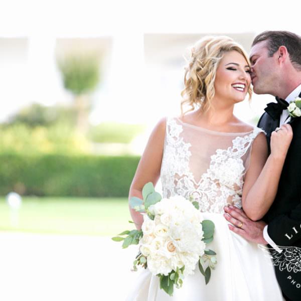 Brooke & Justin - Reception at the Lonestar Mansion