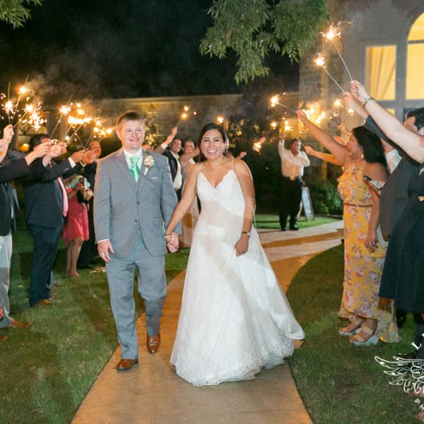 Erika & Joel - Wedding Reception at The Orchard