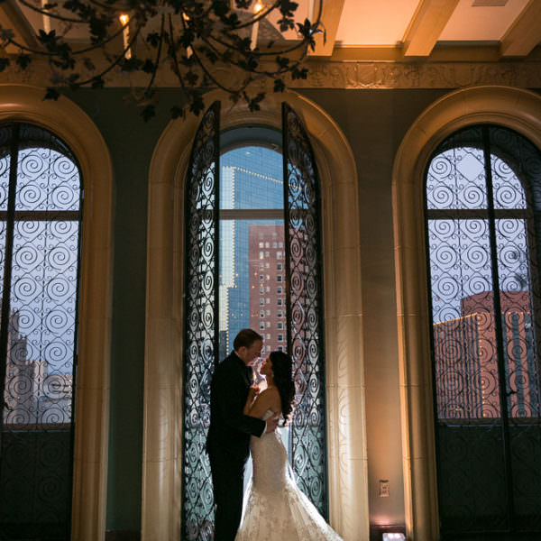Abby & Casey - Wedding at The Fort Worth Club
