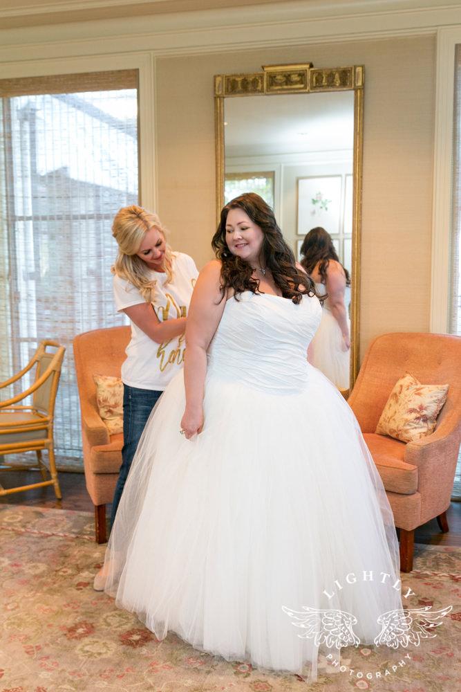 Jan Amp Donnie Wedding Ceremony Amp Reception At Dallas Arboretum