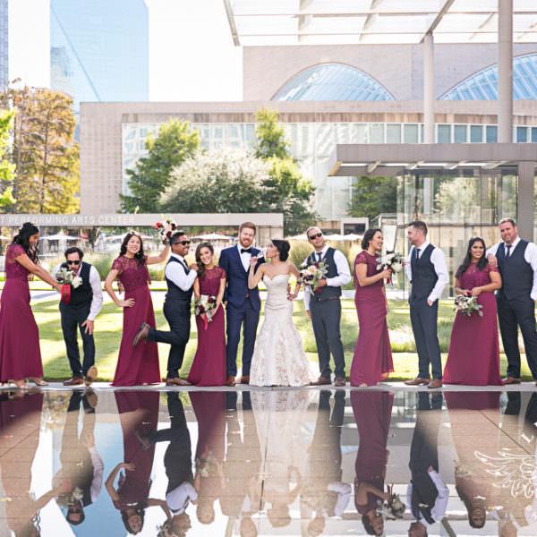 Jenn & Mitch - Wedding Ceremony at Holy Trinity Catholic Church