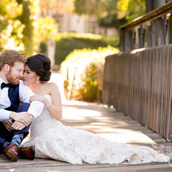 Jenn & Mitch - Wedding Reception at The Warwick Melrose Hotel