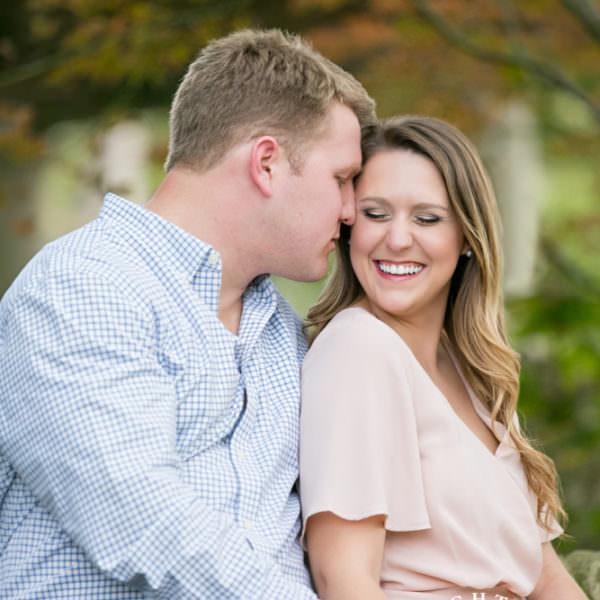 Carter Ann & Michael - Engagement at the Dallas Arboretum & White Rock Lake