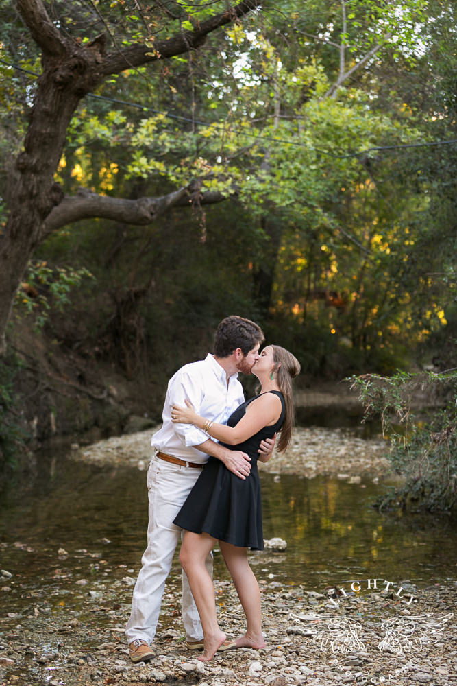 Hollis joe engagement session at shady oaks country - Fort worth water gardens wedding ...