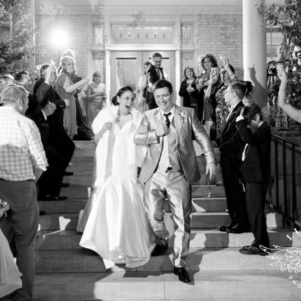 Jen & Marc - Wedding Ceremony & Reception at the Historic 512