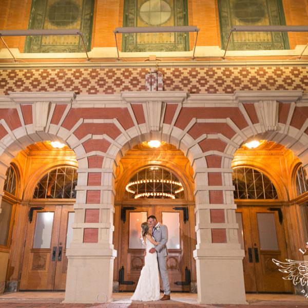 Jeanette & JB - Wedding Reception at The Ashton Depot