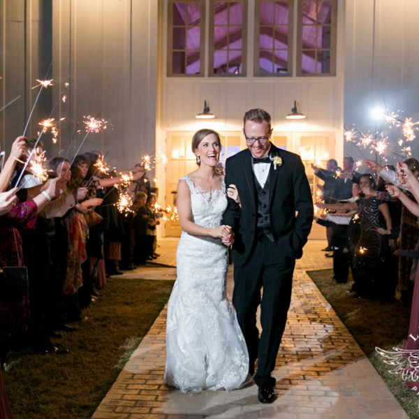 Emily & Tyler - Reception at The Grand Ivory