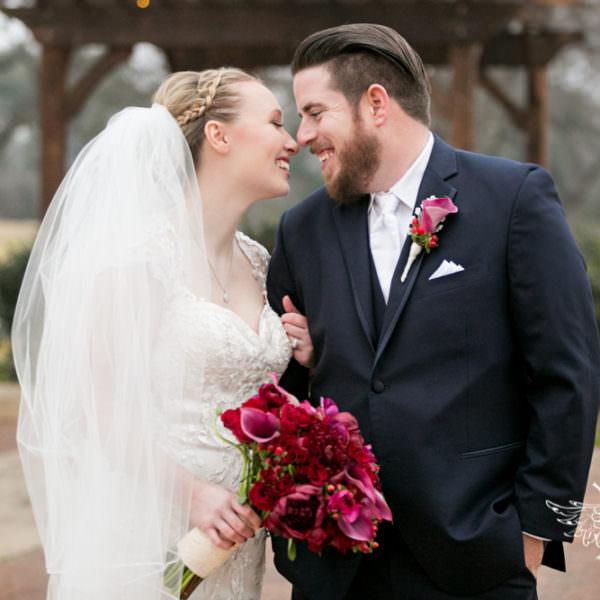 Amanda & Aaron - Reception at The Orchard