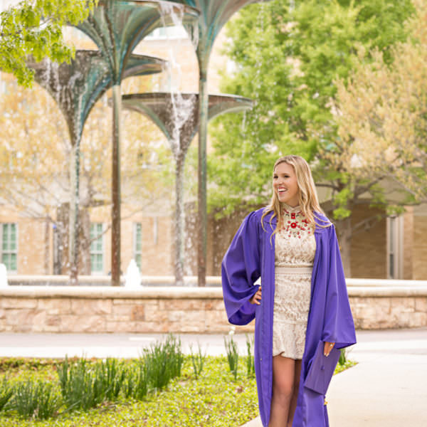 Abby - TCU Senior Class of 2018
