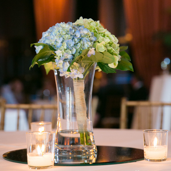 Sara & Robert Wedding Reception at City Club