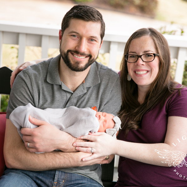 Welcome Baby Ava - Dallas In Home Newborn Session