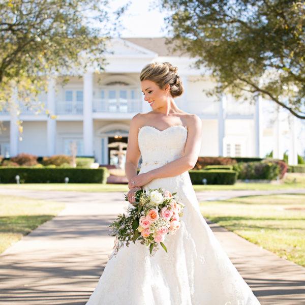 Caitlin - Bridal Portraits