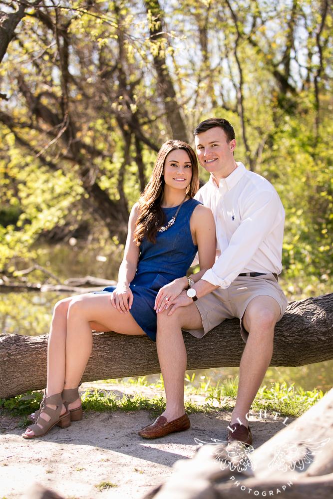 Engagement Session White Rock Lake Dallas Photographer Amanda McCollum Lightly Photography-022