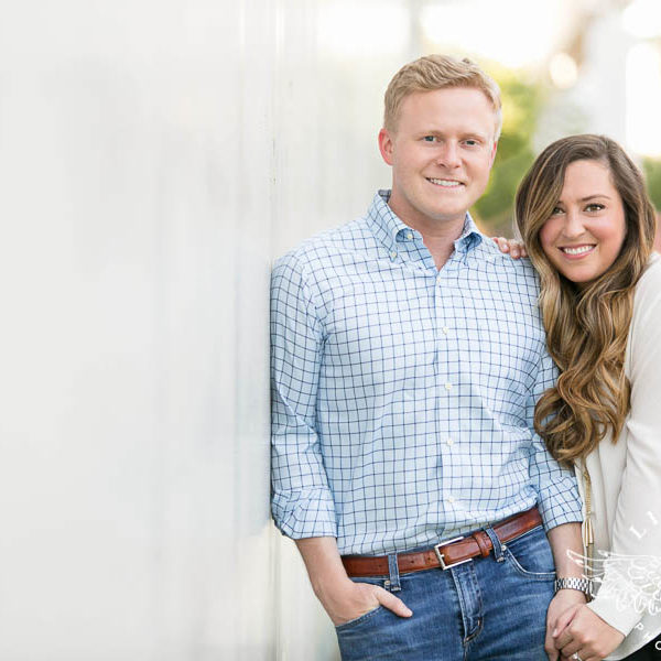 Erica & Andrew - Engagement Session