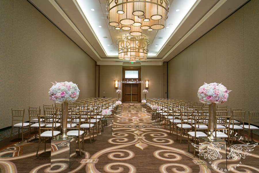 Fort Worth Wedding Ceremony and Reception Omni Hotel Lush Couture The Social Gather DJ Mike Morse Mon Amie Bridal Salon Sweet Grooves Bakery Brazos Carriage Company-0012