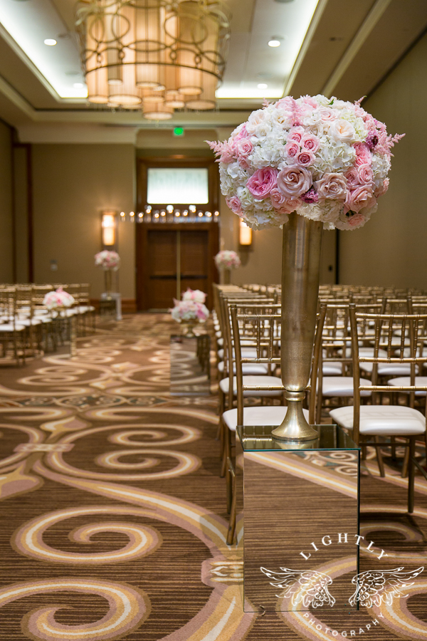 Fort Worth Wedding Ceremony and Reception Omni Hotel Lush Couture The Social Gather DJ Mike Morse Mon Amie Bridal Salon Sweet Grooves Bakery Brazos Carriage Company-0013