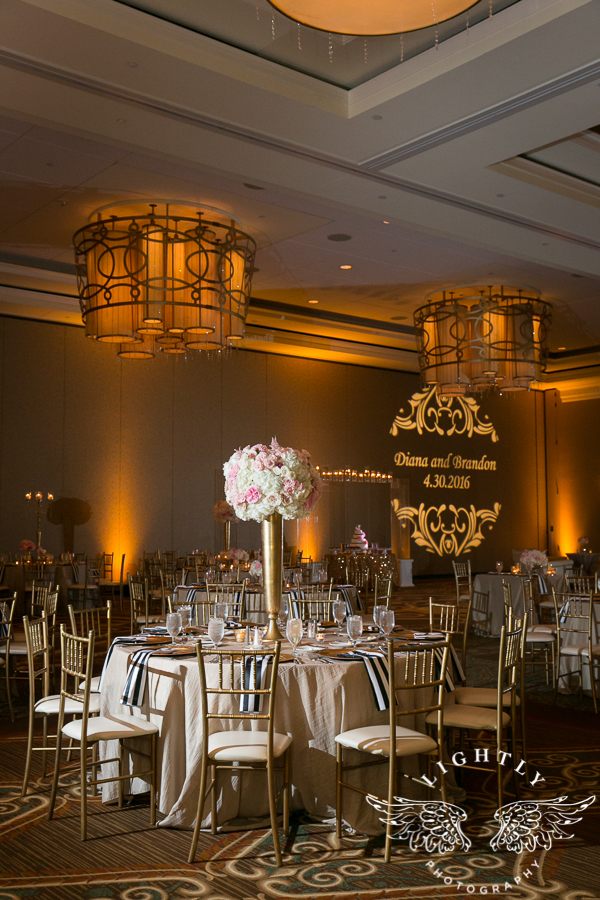 Fort Worth Wedding Ceremony and Reception Omni Hotel Lush Couture The Social Gather DJ Mike Morse Mon Amie Bridal Salon Sweet Grooves Bakery Brazos Carriage Company-0020