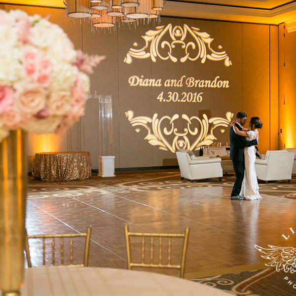 Diana & Brandon-Wedding Reception